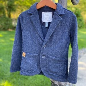 NEW! Zara Kids- Boy Blazer